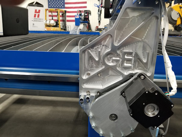 NGEN Next Generation Star Lab CNC System
